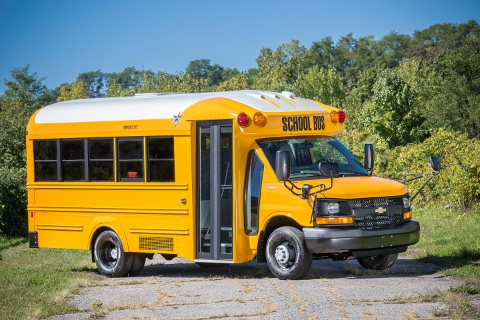 Trans Tech SST Type -A School Bus (480x 320)