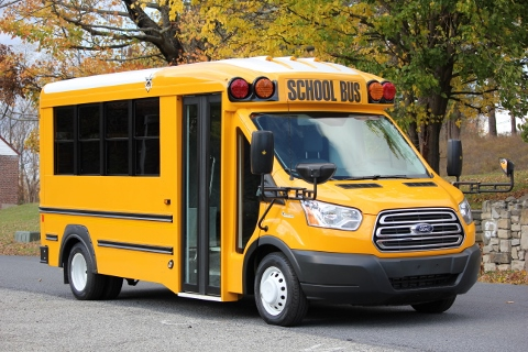 May 9 2017 National Bus Sales To Offer Trans Tech Type A School