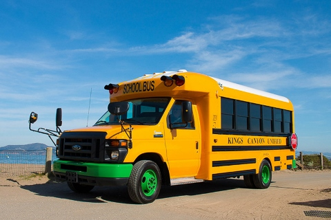 May 12, 2017 - Largest U S  Electric School Bus Pilot Comes